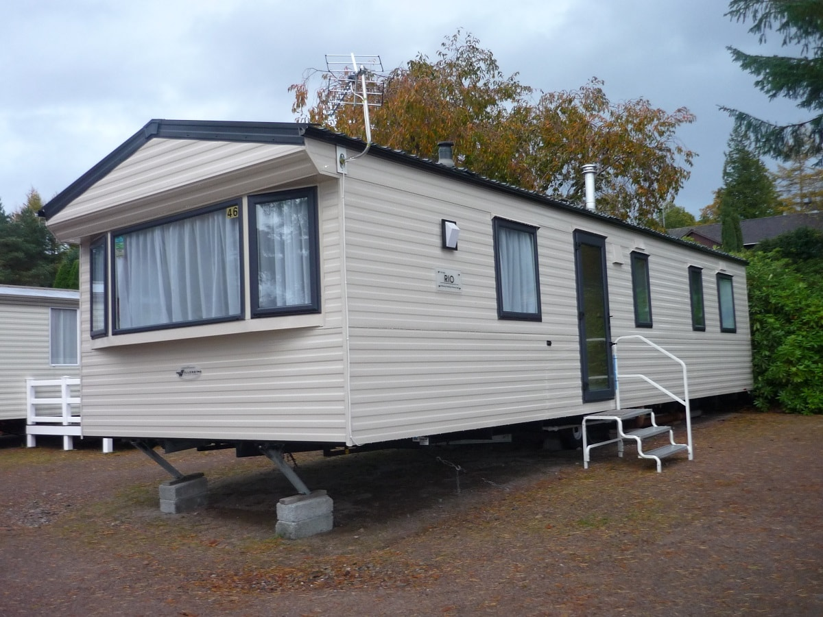 Investissement mobile home